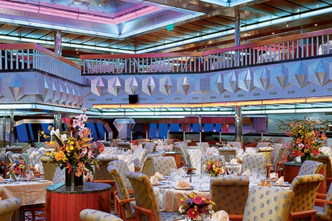 Carnival Glory Dining Room Dress Code